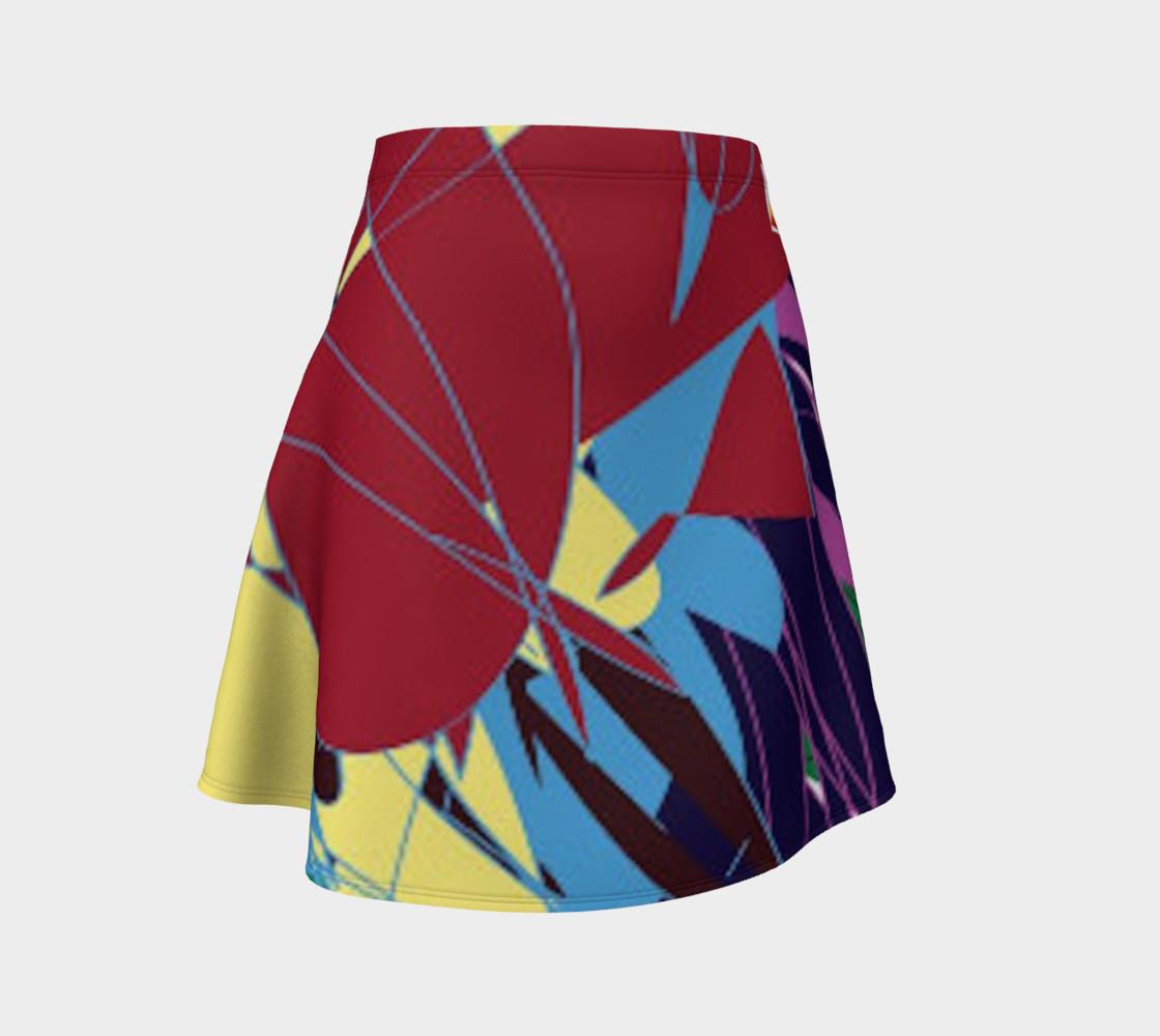 EBO Flare Skirt preview #1