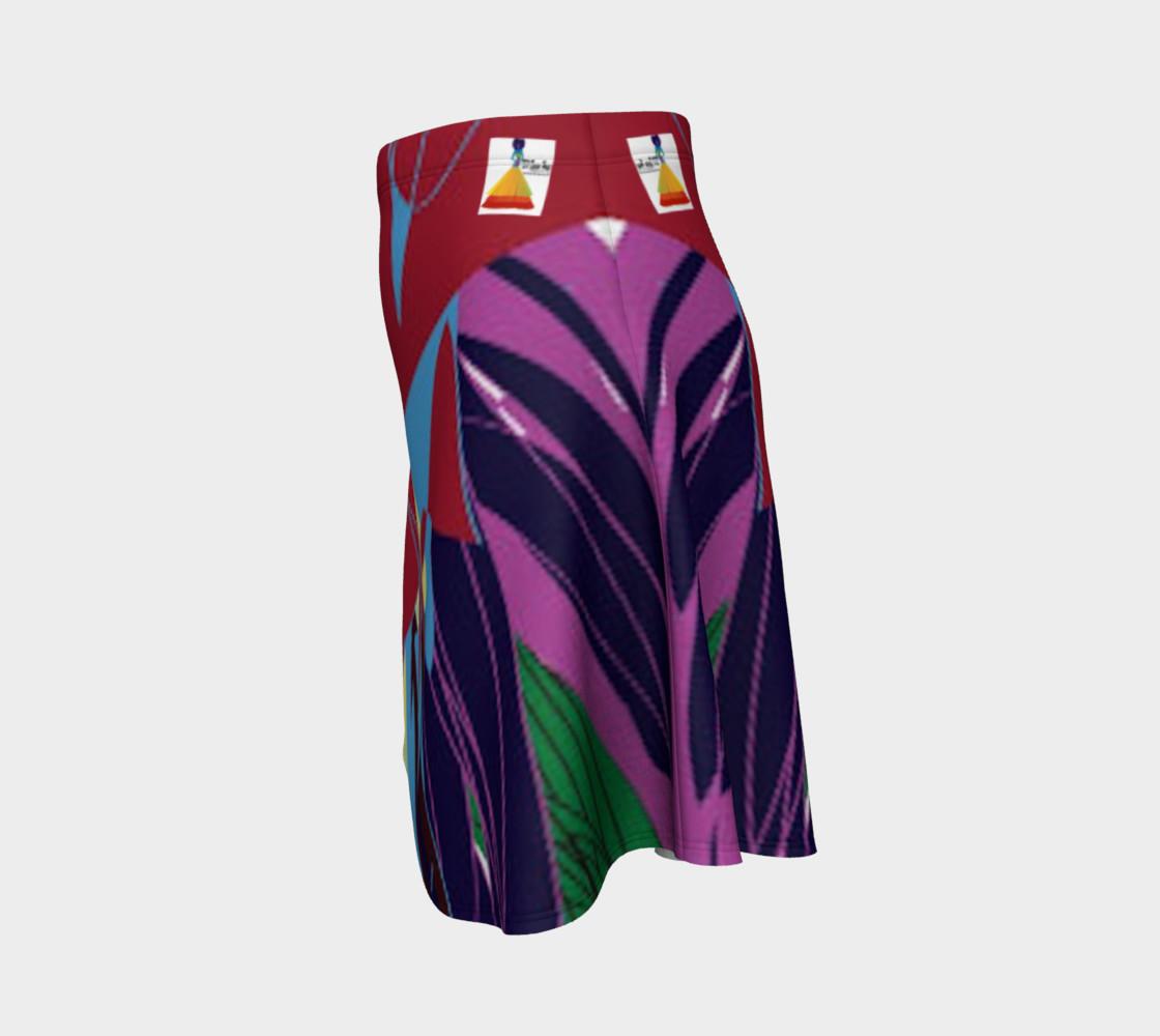 EBO Flare Skirt preview #2