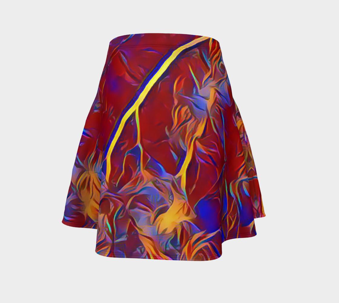Aperçu de October Afternoon Flare Skirt #4