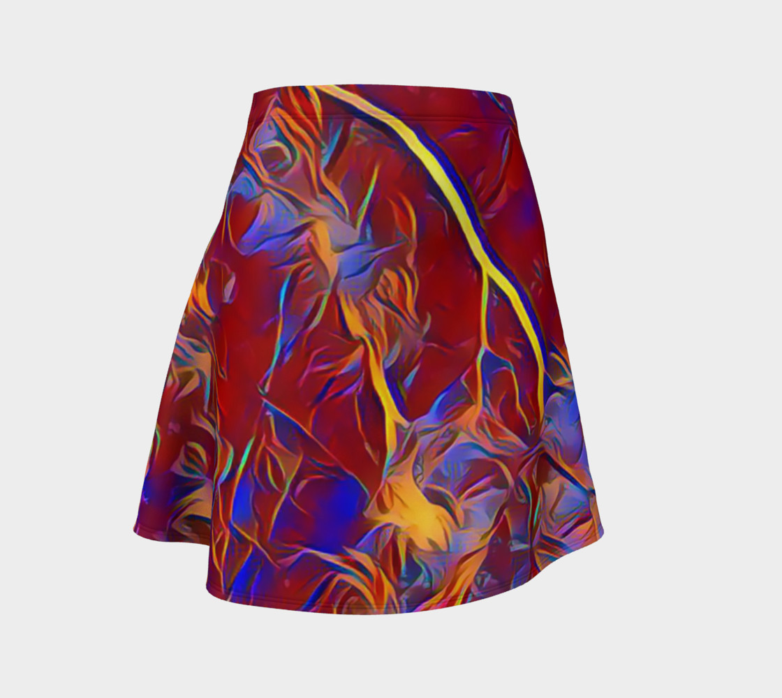 October Afternoon Flare Skirt preview #1