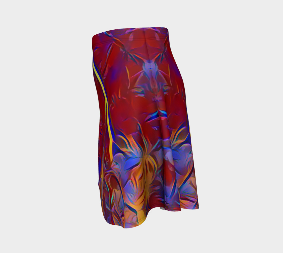 Aperçu de October Afternoon Flare Skirt #2