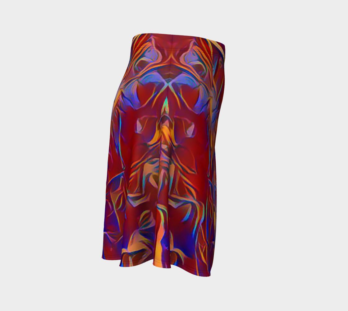 Aperçu de October Afternoon Flare Skirt #3
