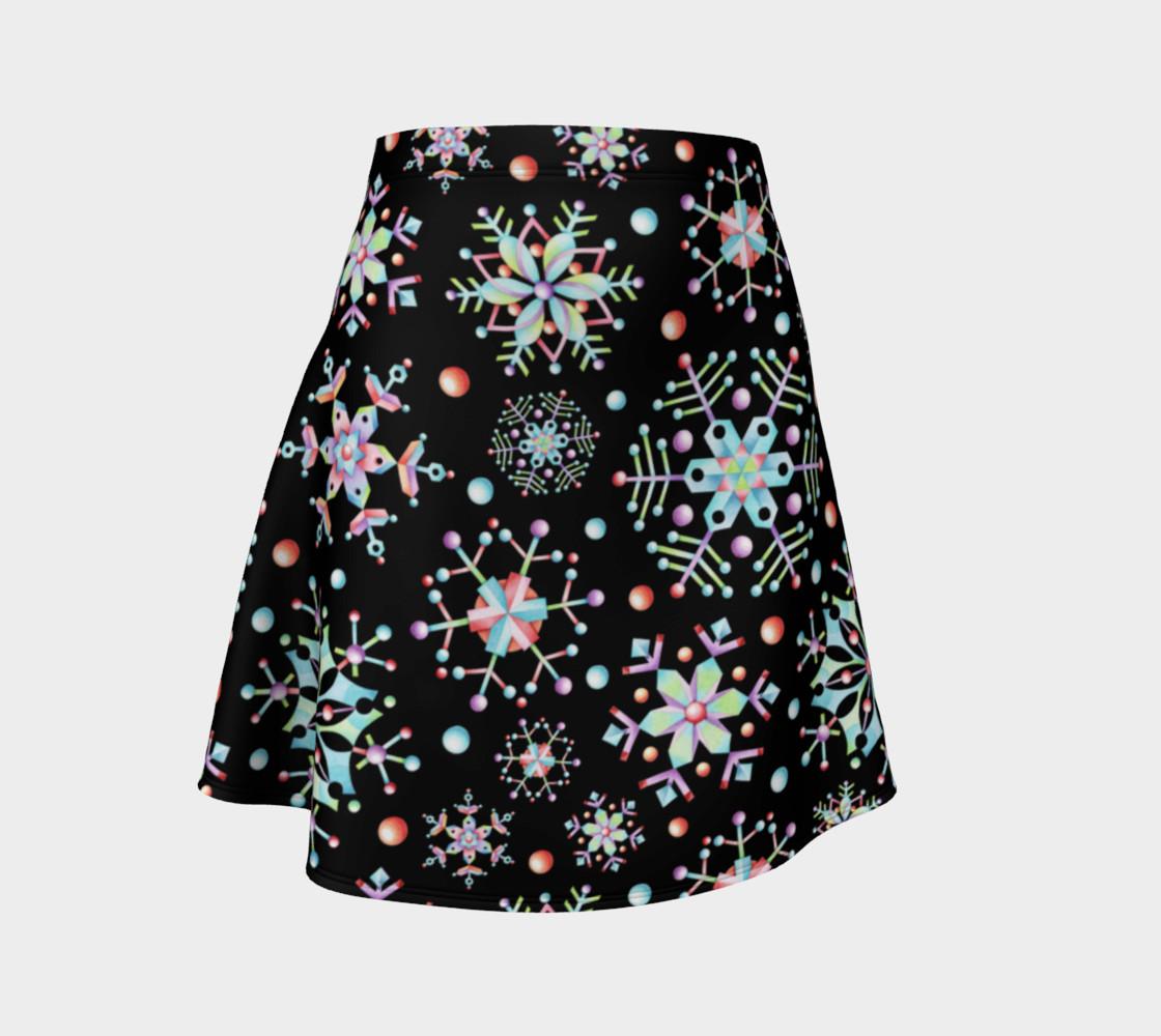 Aperçu de Prismatic Snowflakes #1