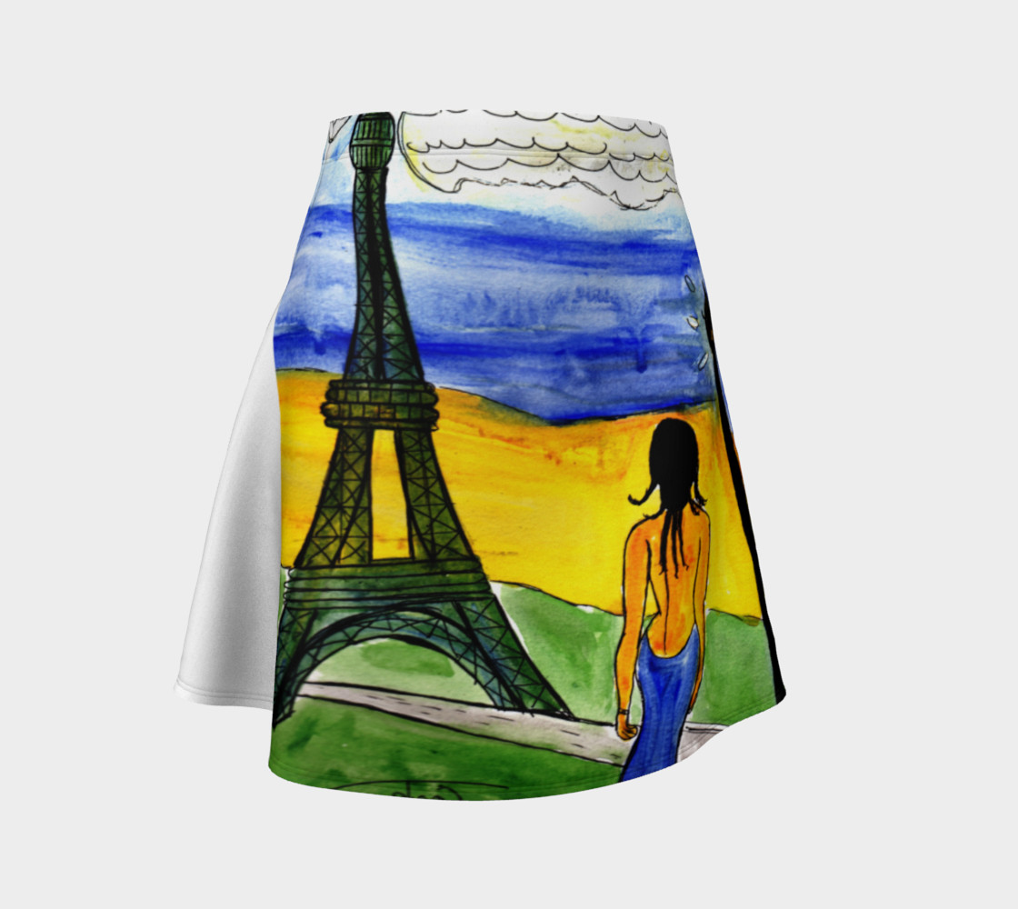 My Eiffel View 3D preview