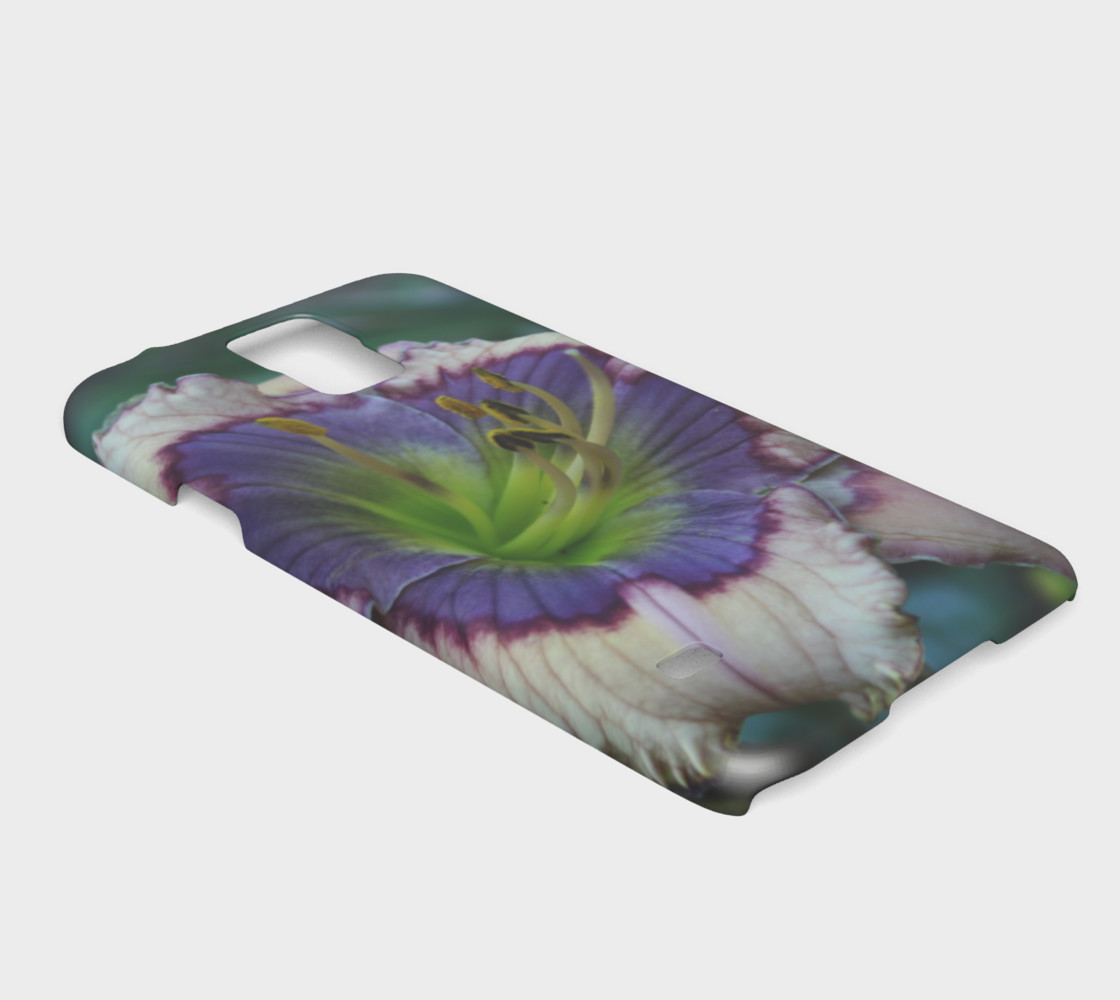 blue beetle daylily samsung galaxy case 3 s5 preview #2