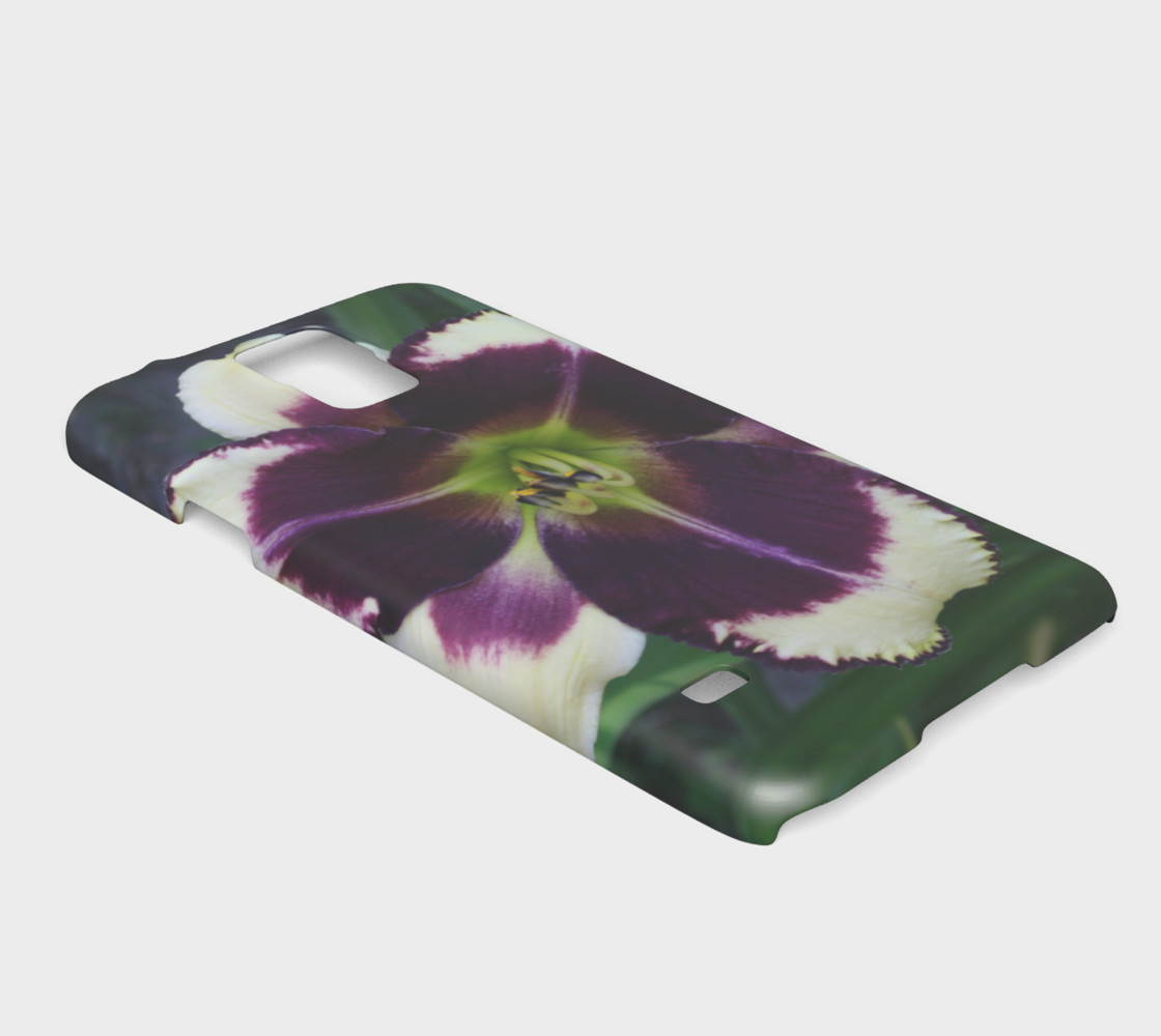 daylily samsung galaxy s5 case preview #2