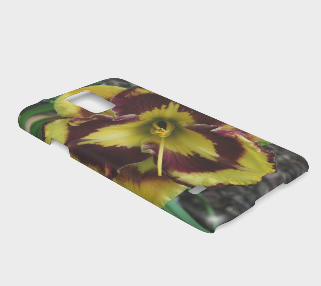 new paradigm daylily samsung galaxy case 3 preview #2