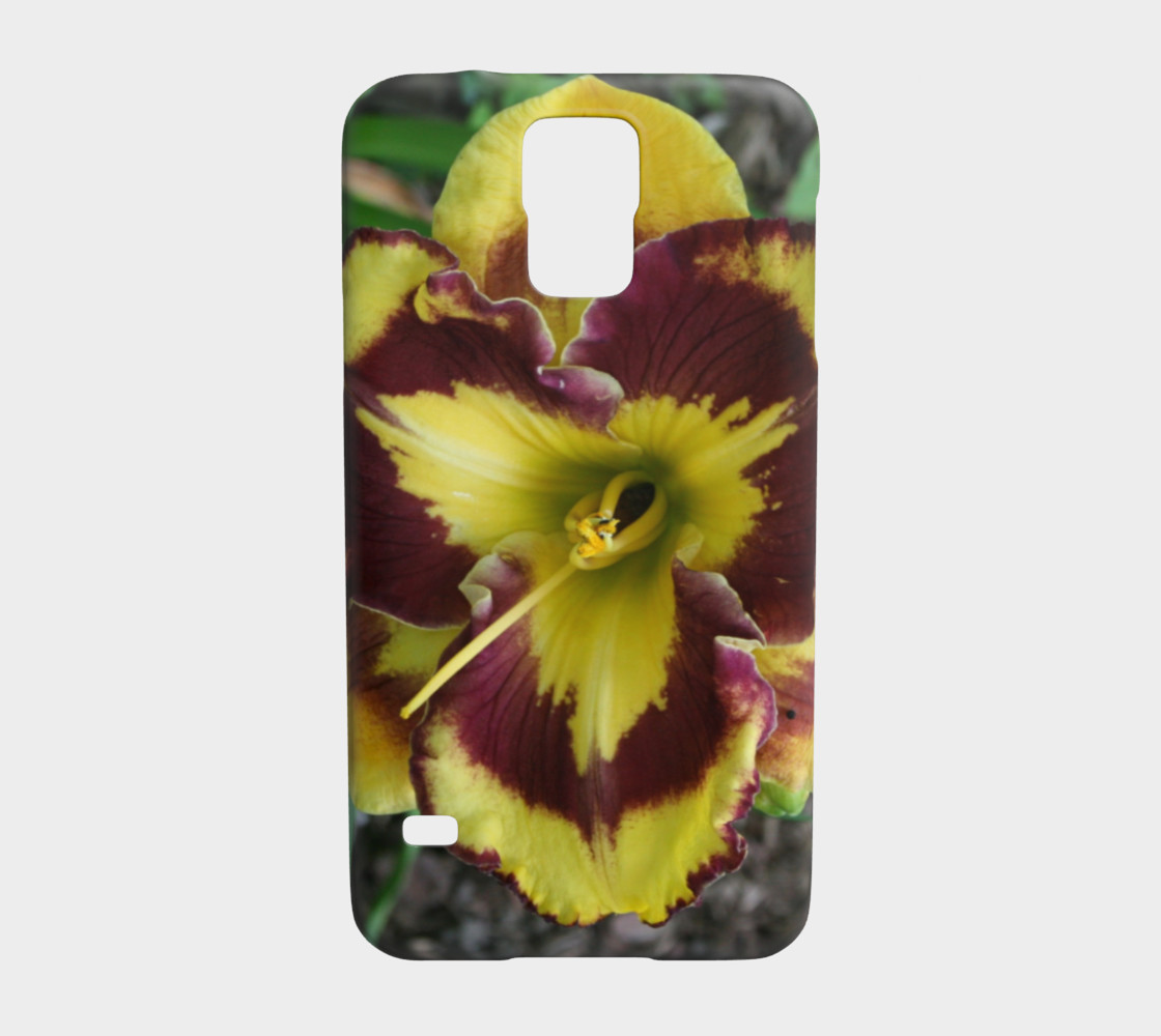 new paradigm daylily samsung galaxy case 3 preview #1