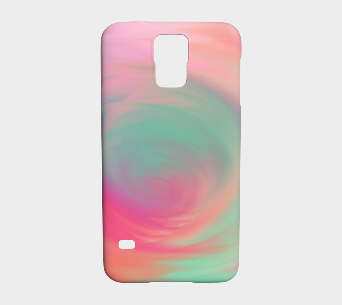 Pastel Perfect Samsung Galaxy S5 Case preview #1
