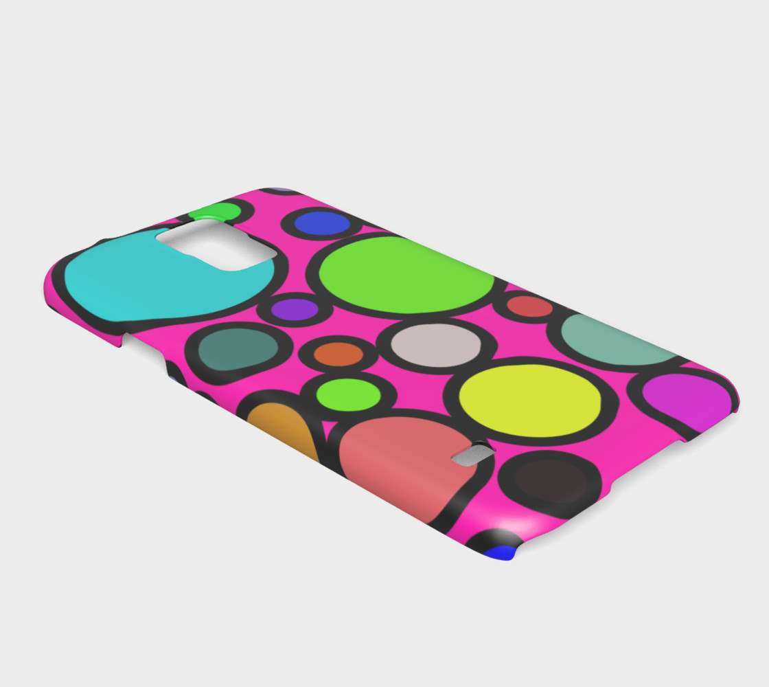 Circles Galore Samsung Galaxy S5 Case preview #2