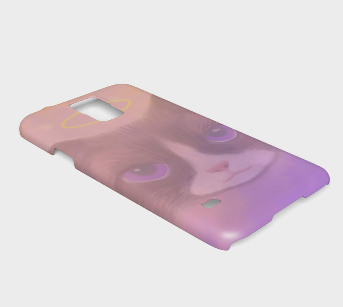 Cosmic Cat Samsung Galaxy S5 Case preview #2