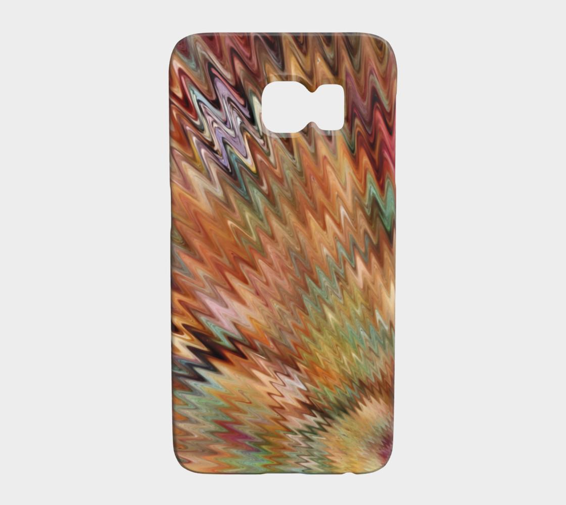 Starburst III, Autumn - phone case preview #1