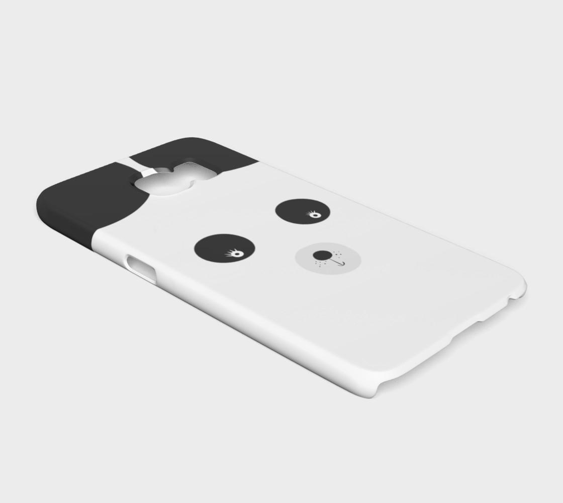 PANDA Galaxy S6 Phone Case preview #2