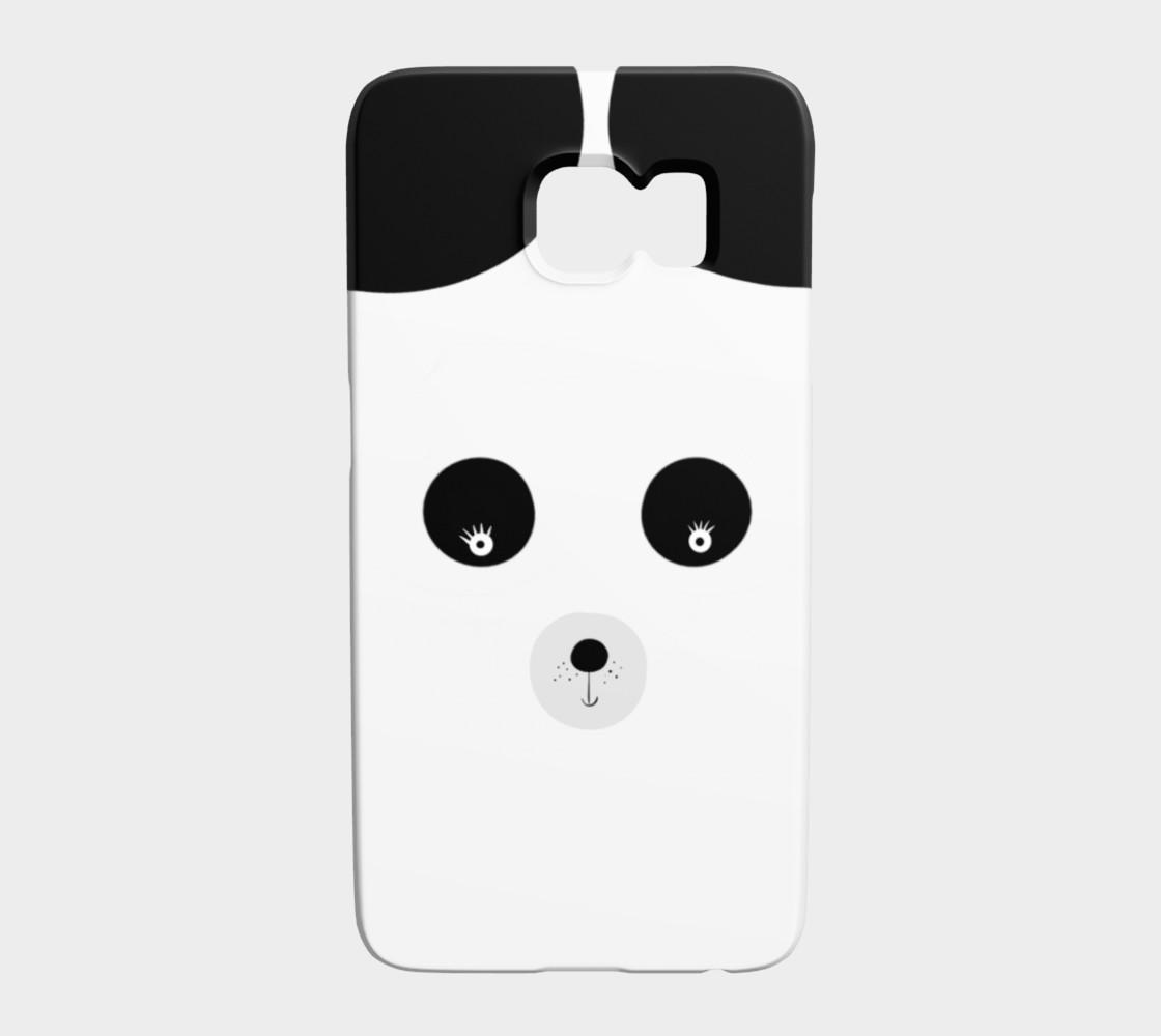 PANDA Galaxy S6 Phone Case preview #1