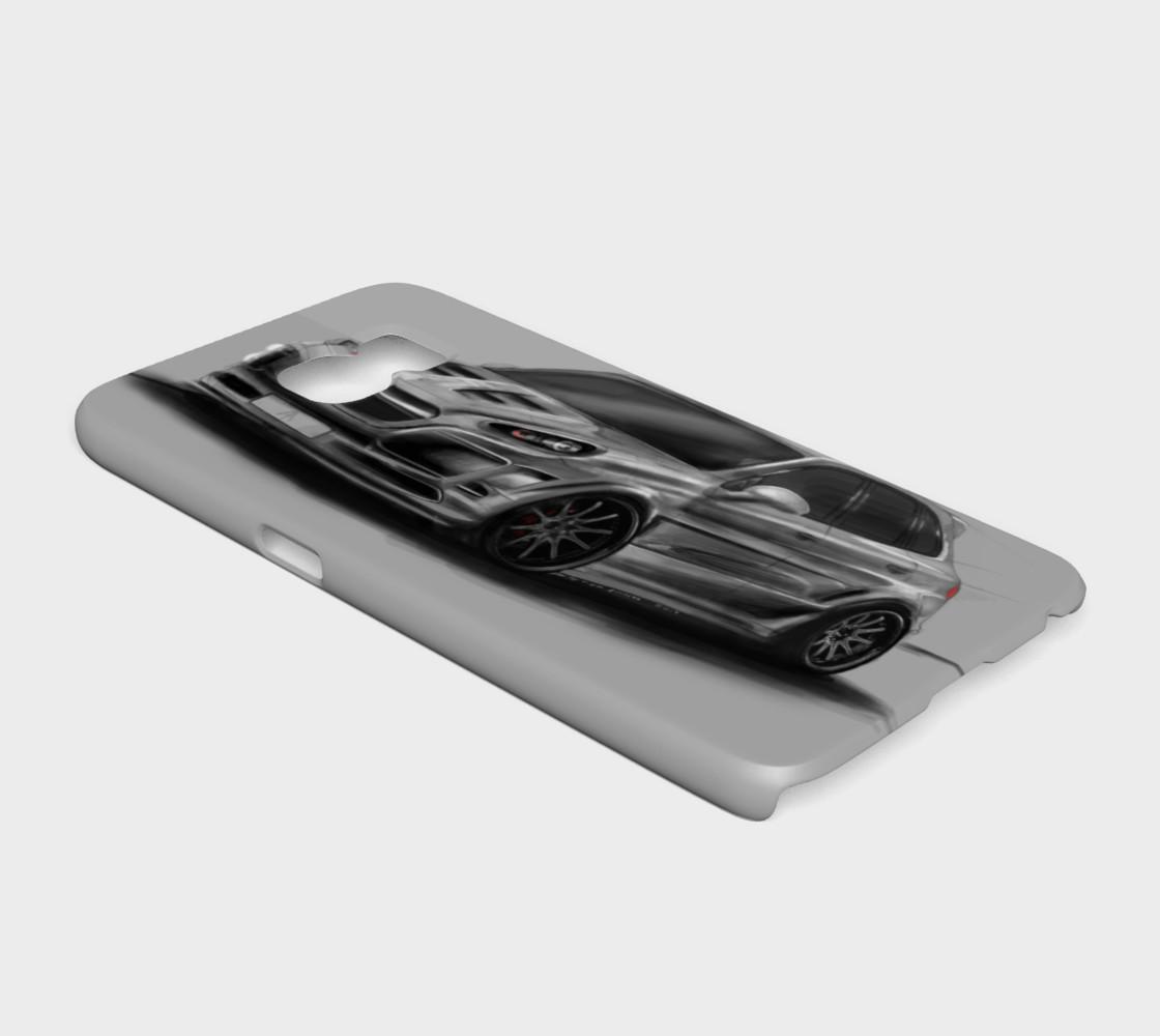 Aperçu de Porsche Cayenne Gray Artrace body-kit #2
