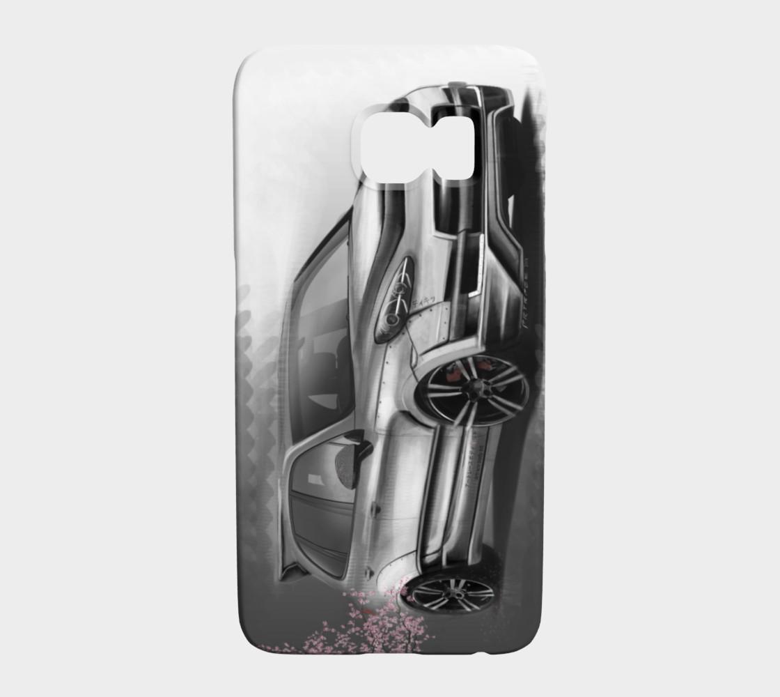 Aperçu de Porsche Cayenne Sakura Artrace body-kit #1