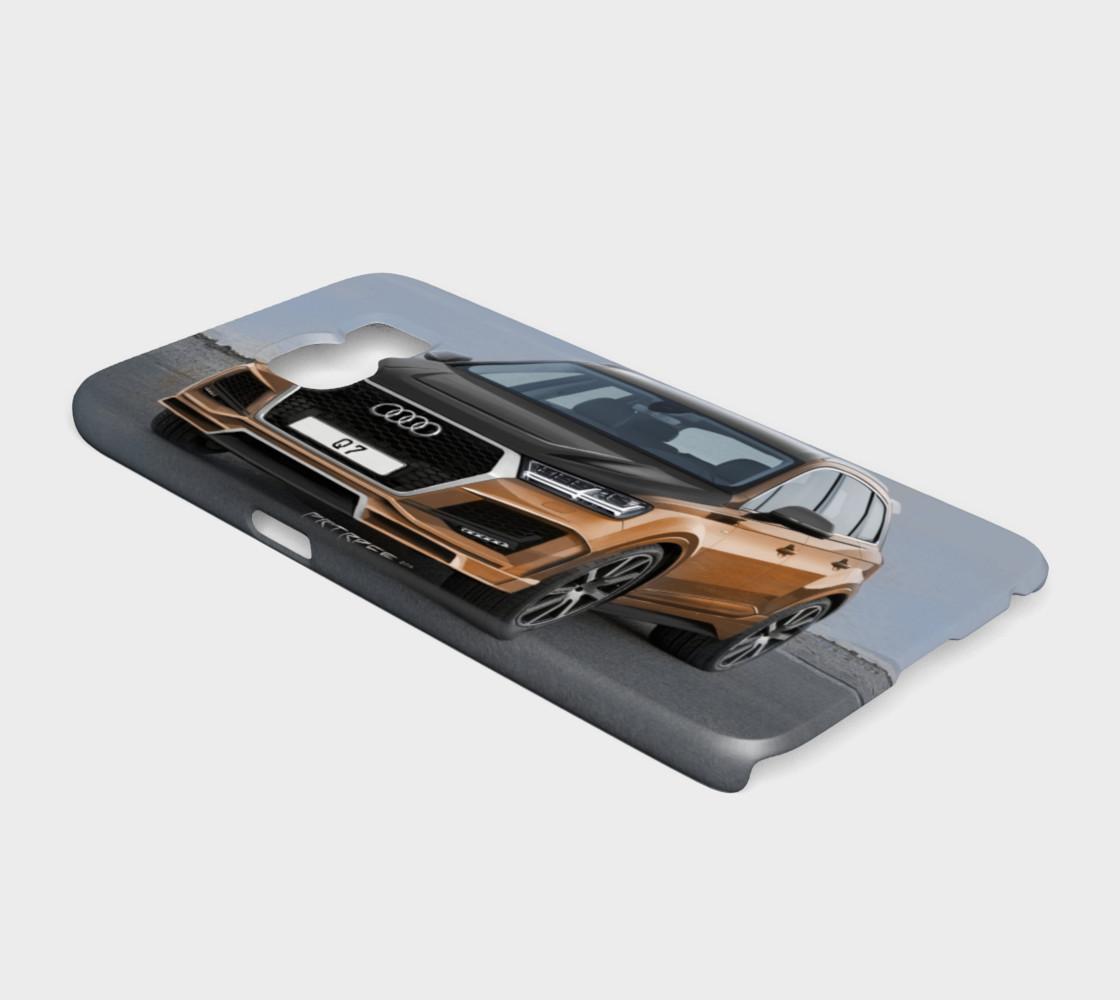 Audi Q7 Artrace body-kit. preview #2