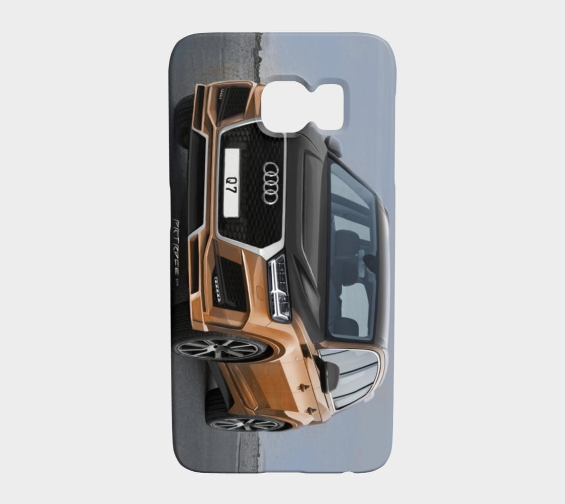 Audi Q7 Artrace body-kit. preview #1