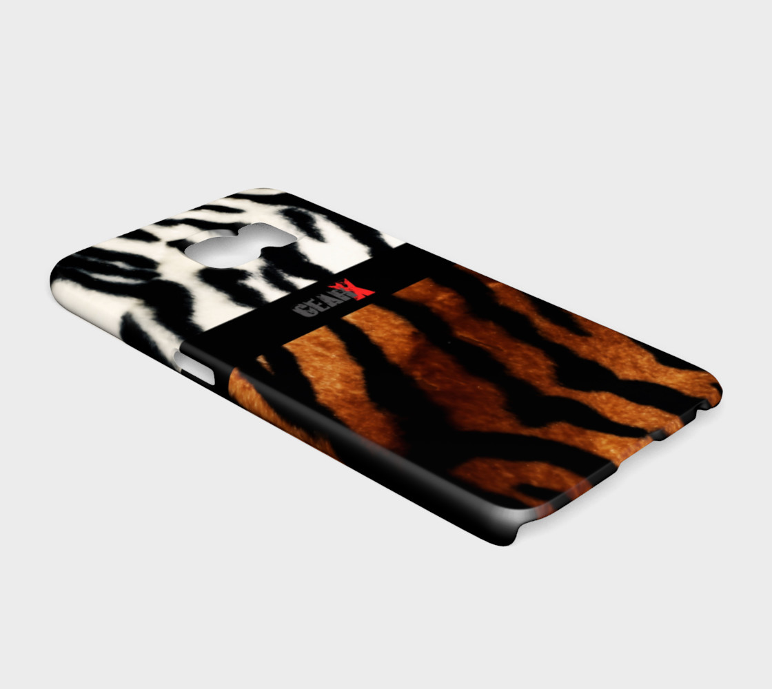 Aperçu de Tiger Fur Galaxy S6 Case by GearX #2