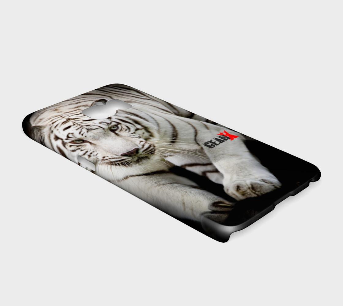 Aperçu de White Tiger Galaxy S6 Case by GearX #2