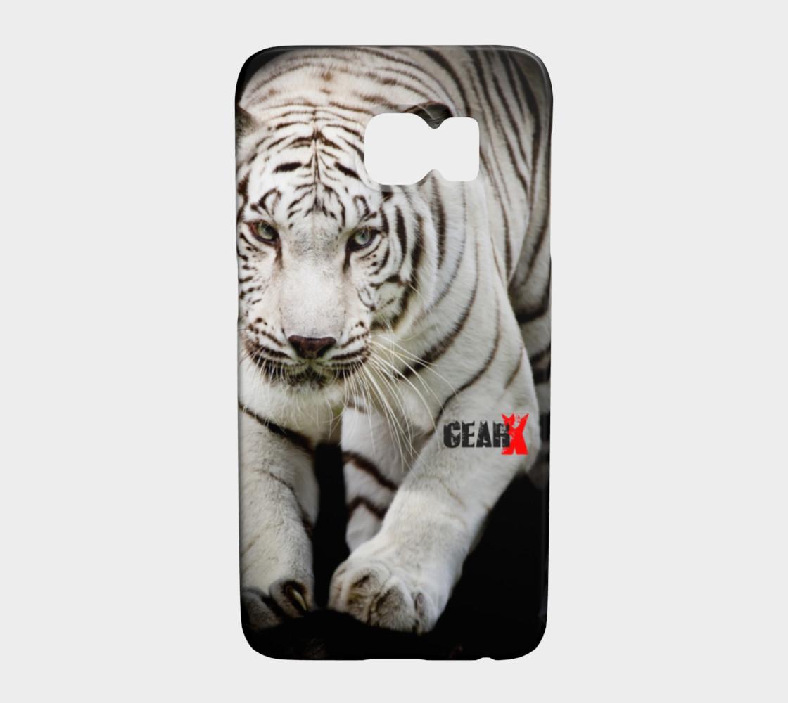 Aperçu de White Tiger Galaxy S6 Case by GearX #1
