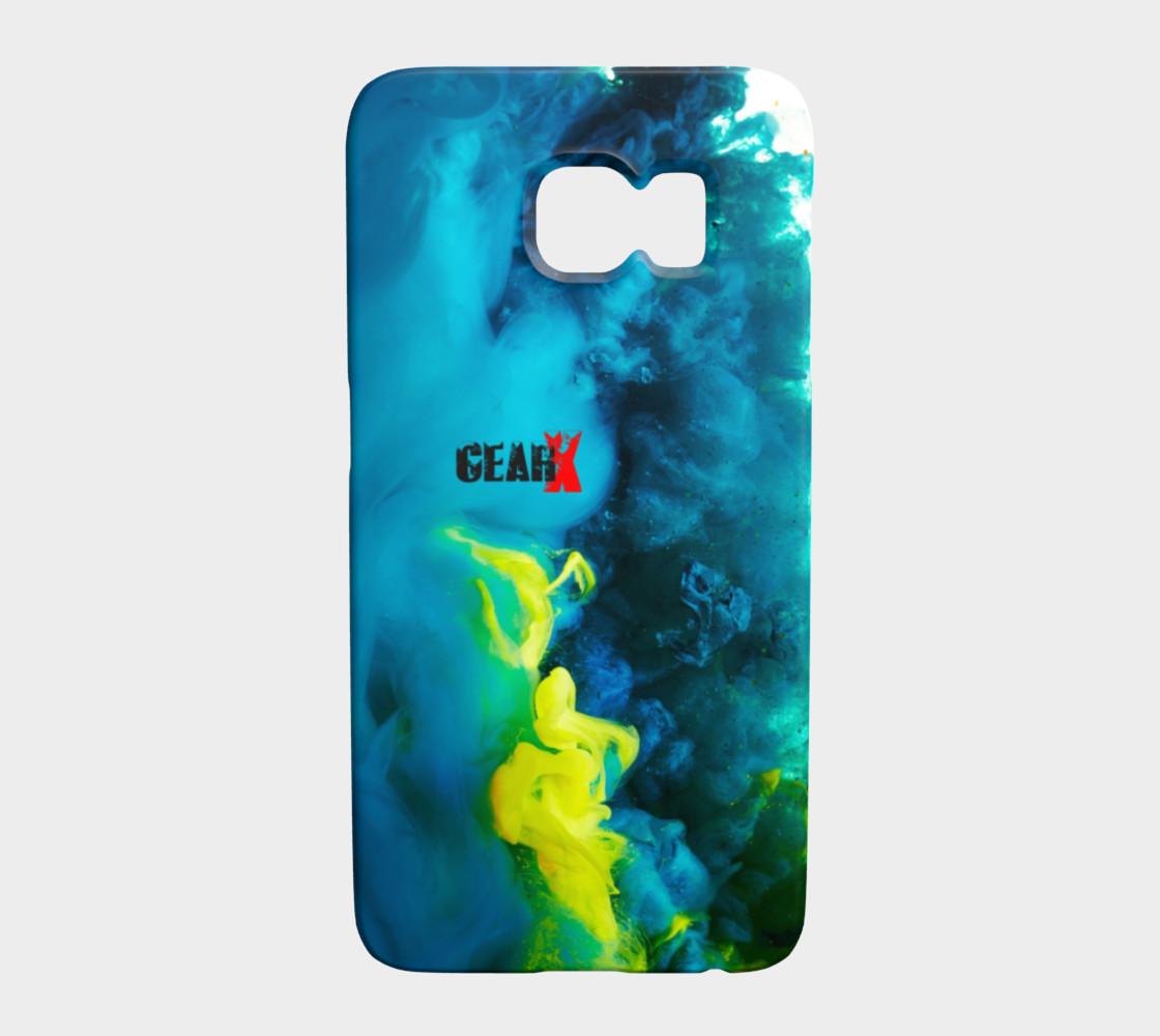 Aperçu de Abstract Salvo Galaxy S6 Case by GearX #1