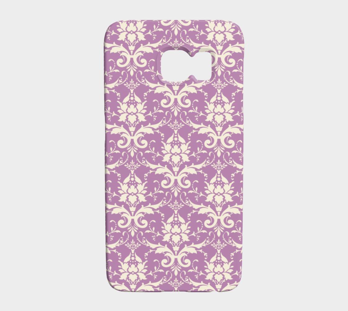 Lavender Damask preview #1