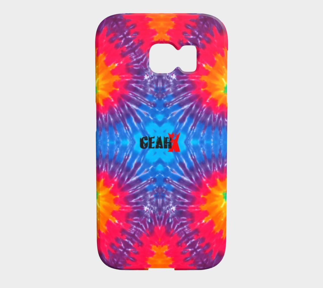 Aperçu de Abstract Fantasia Samsung Galaxy S6 Edge Case by GearX #1