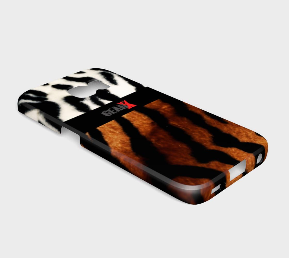 Aperçu de Tiger Fur Galaxy S6 Edge Case by GearX #2