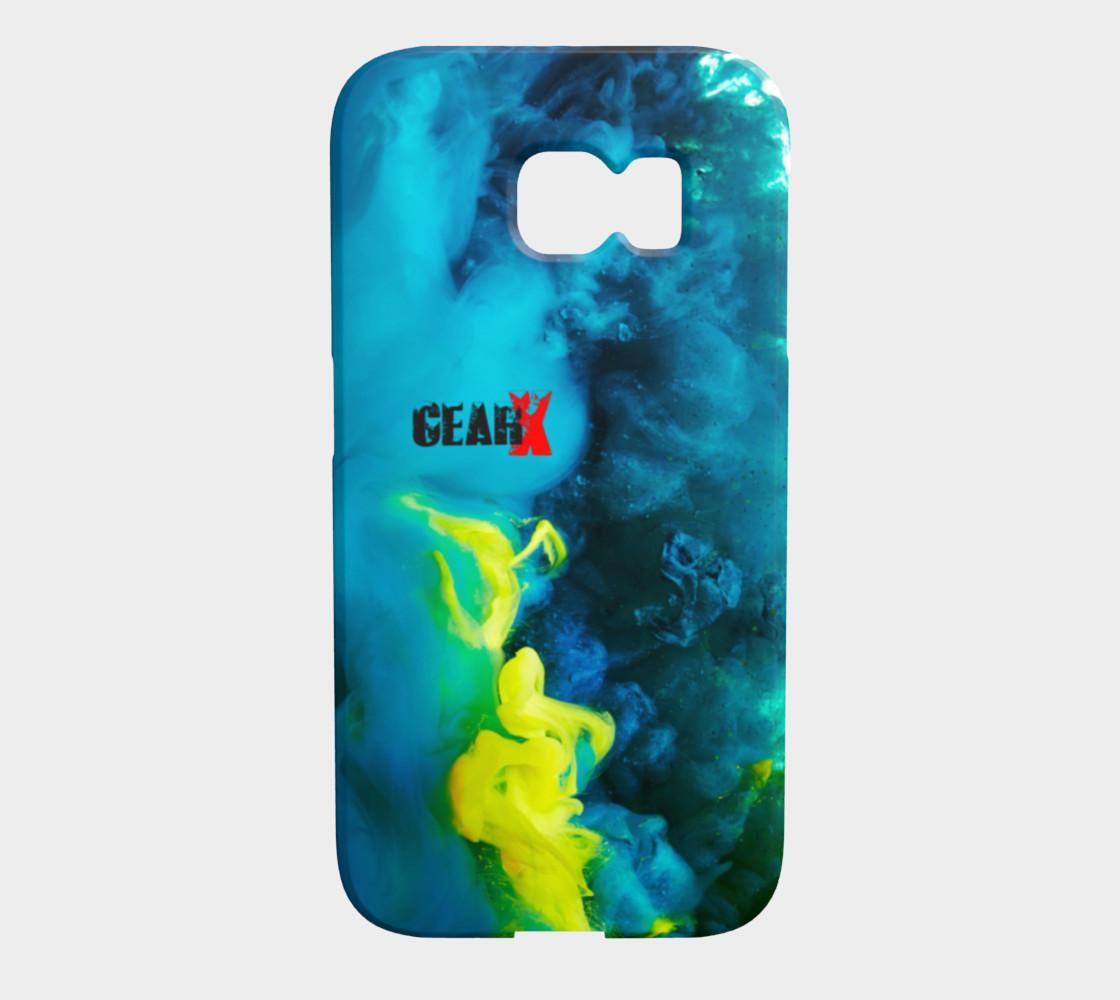 Aperçu de Abstract Salvo Galaxy S6 Edge Case by GearX #1