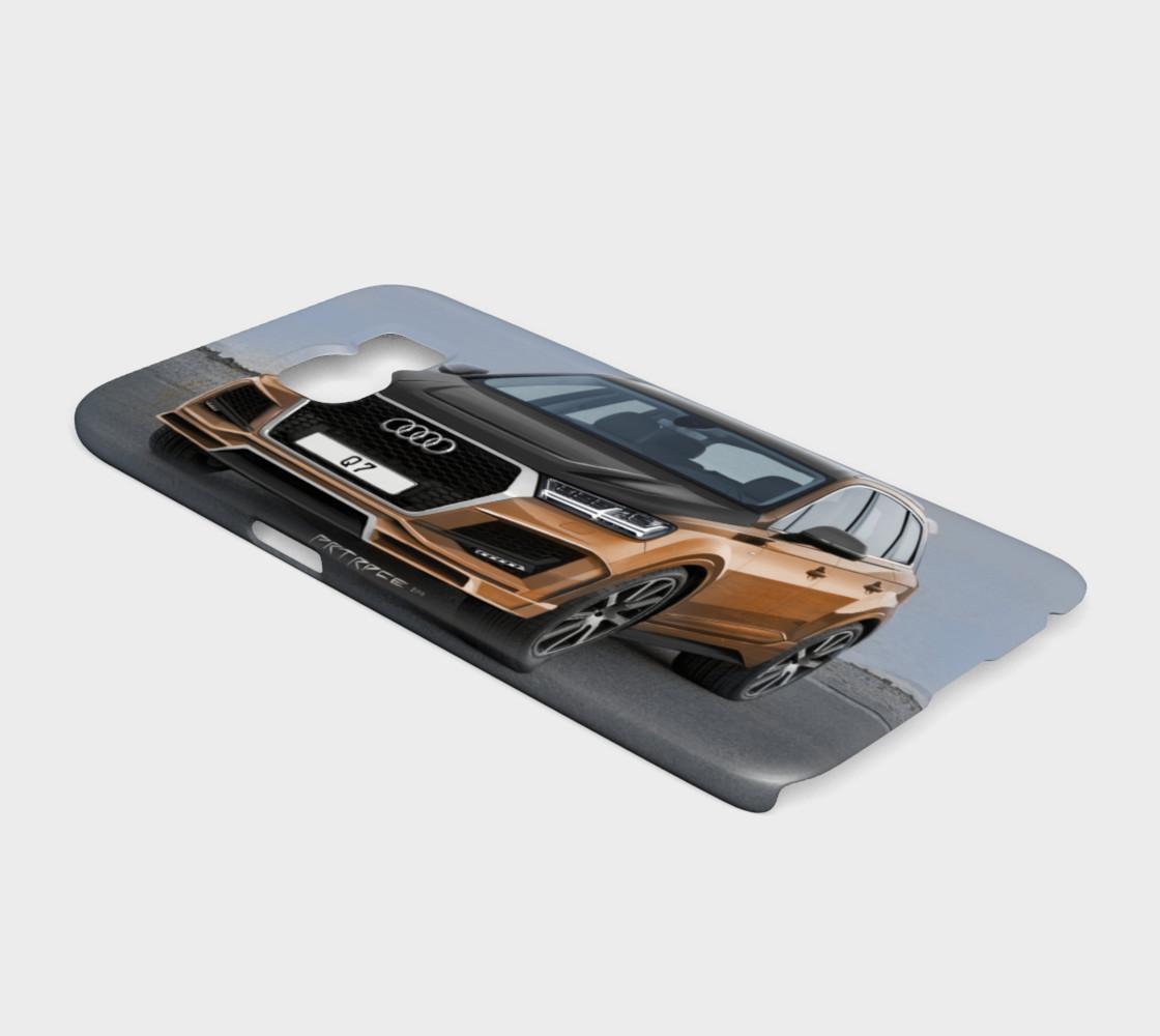 Aperçu de Audi Q7 Artrace body-kit. #2