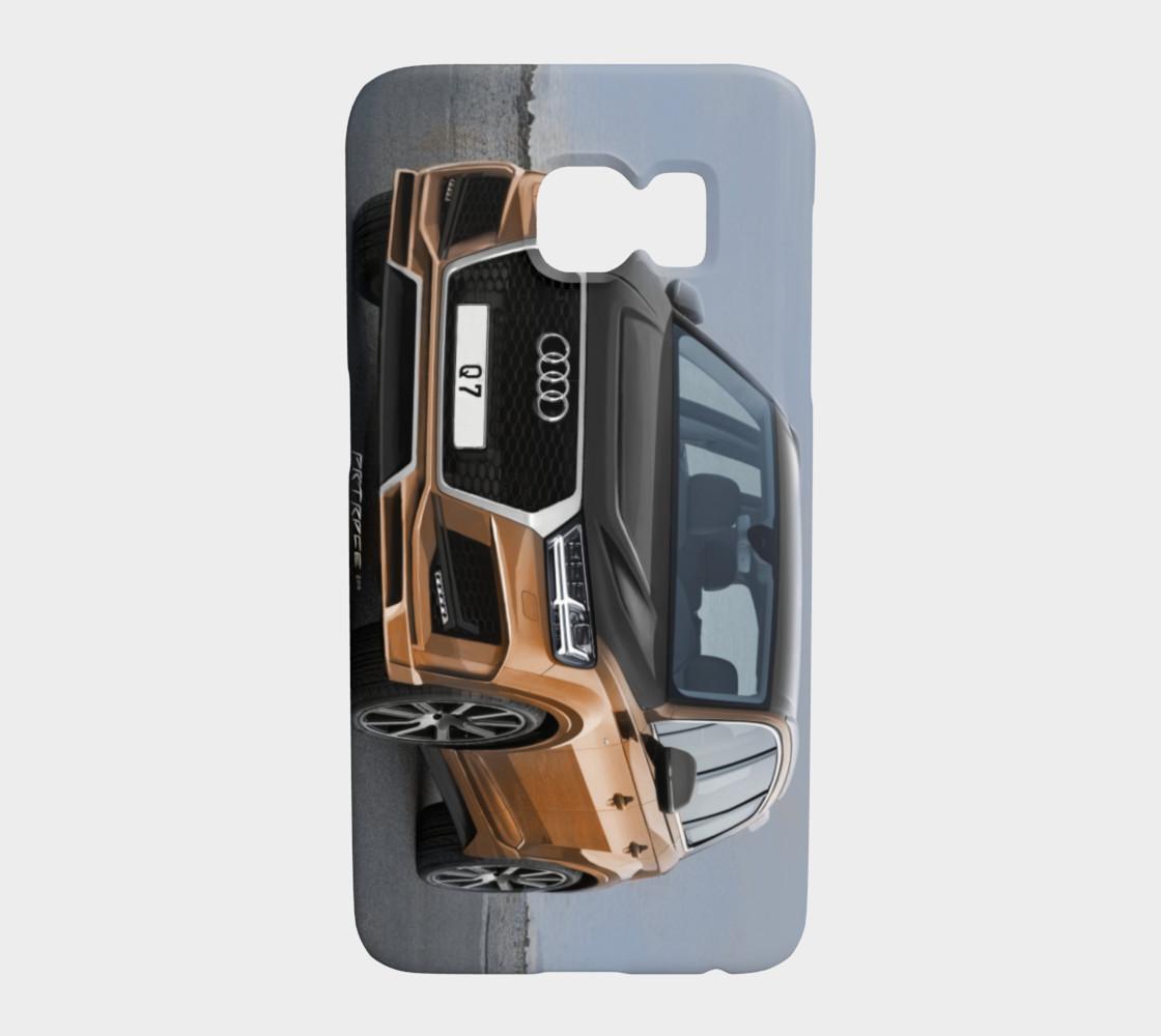 Aperçu de Audi Q7 Artrace body-kit. #1