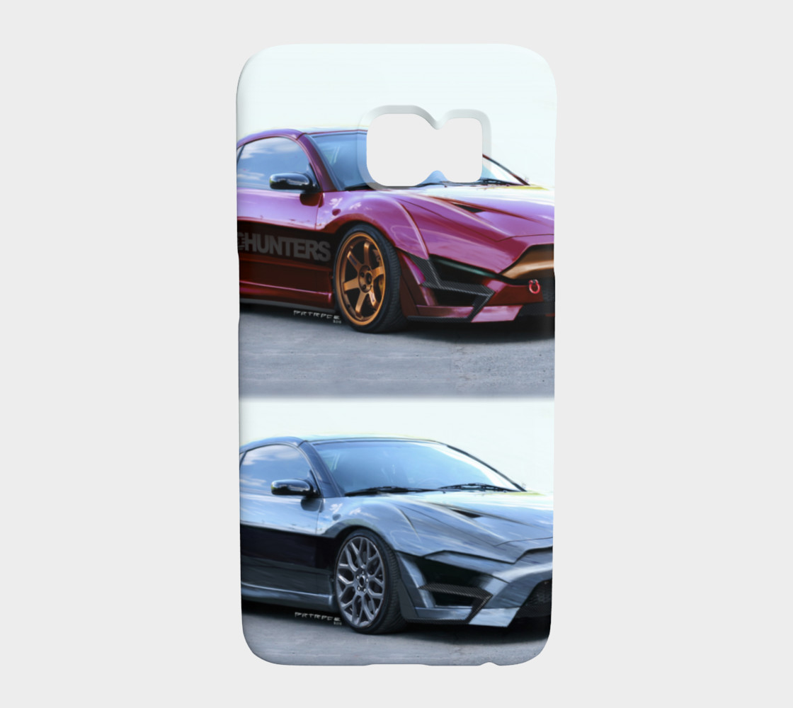 Aperçu de Mitsubishi Eclipse Artrace custom. #1
