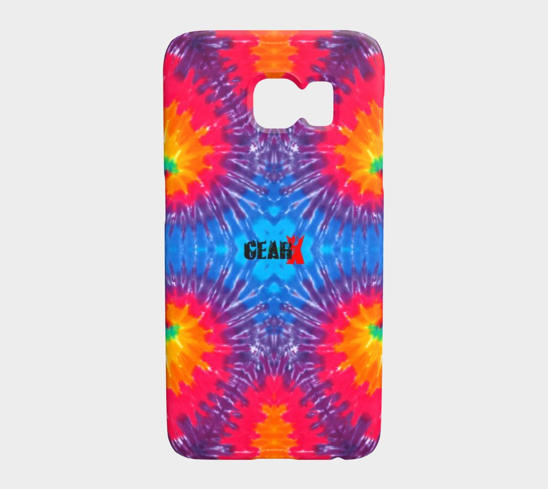 Aperçu de Abstract Fantasia Samsung Galaxy S7 Case by GearX #1