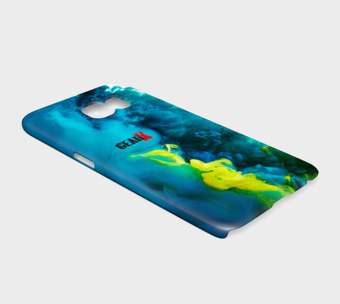 Abstract Salvo Galaxy S7 Case by GearX Miniature #3