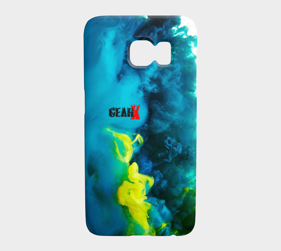 Abstract Salvo Galaxy S7 Case by GearX Miniature #2