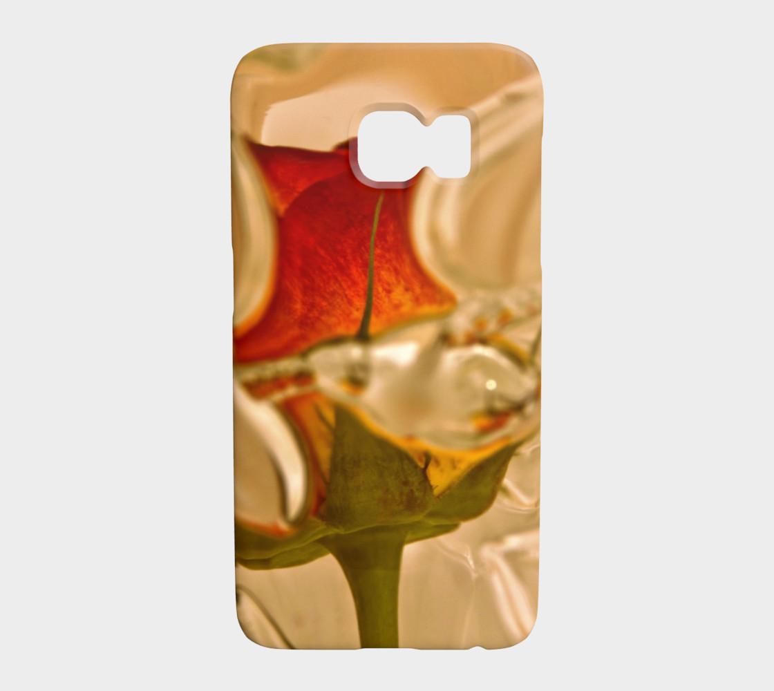 Aperçu de rose inside vase9 #1