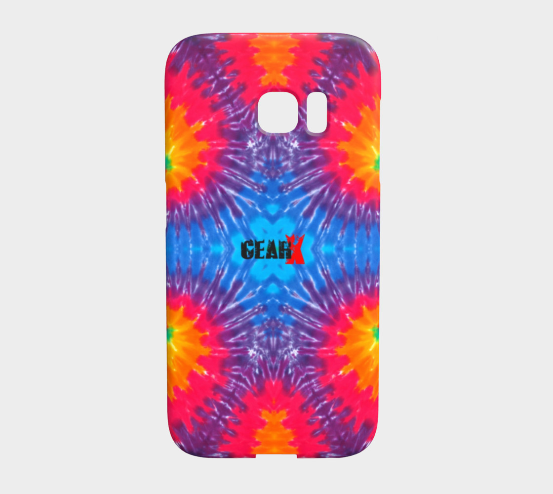 Abstract Fantasia Samsung Galaxy S7 Edge Case by GearX preview #1