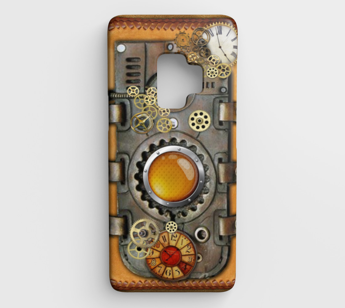 Steampunk on Leather preview #1