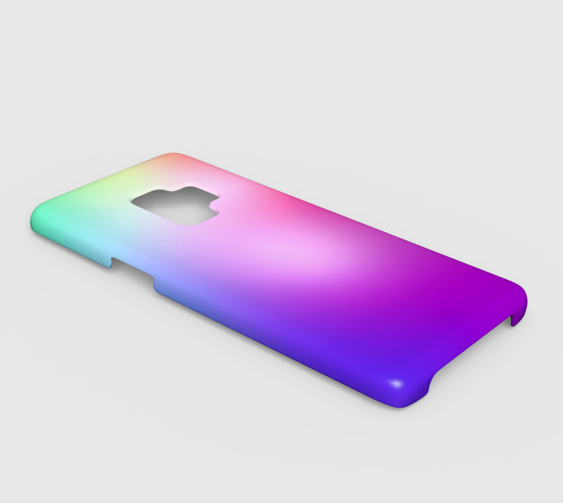 Rainbow Galaxy S9 Case preview #2