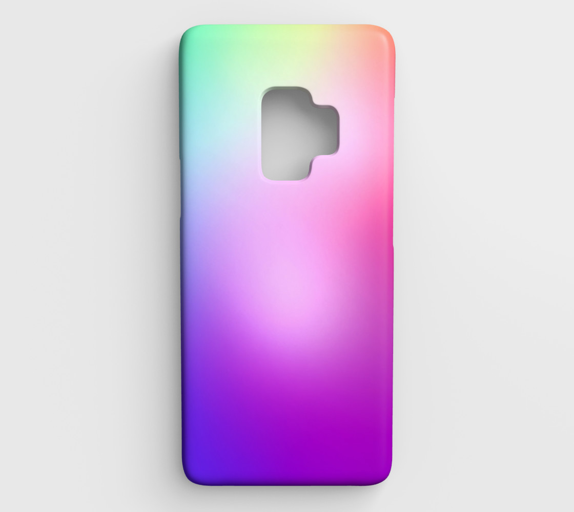 Rainbow Galaxy S9 Case preview #1