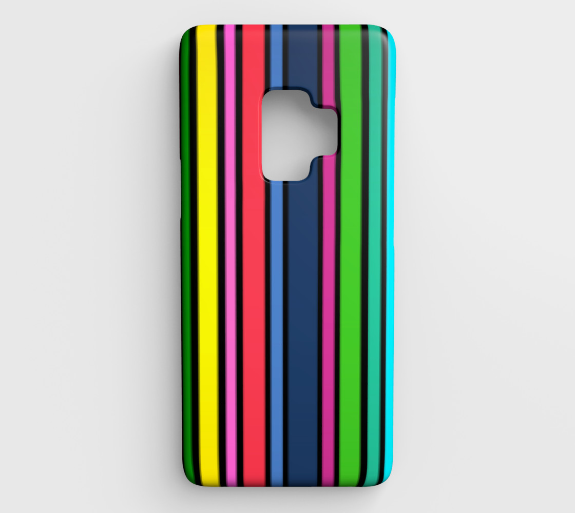 Temporary Psychosis Galaxy S9 Case preview #1