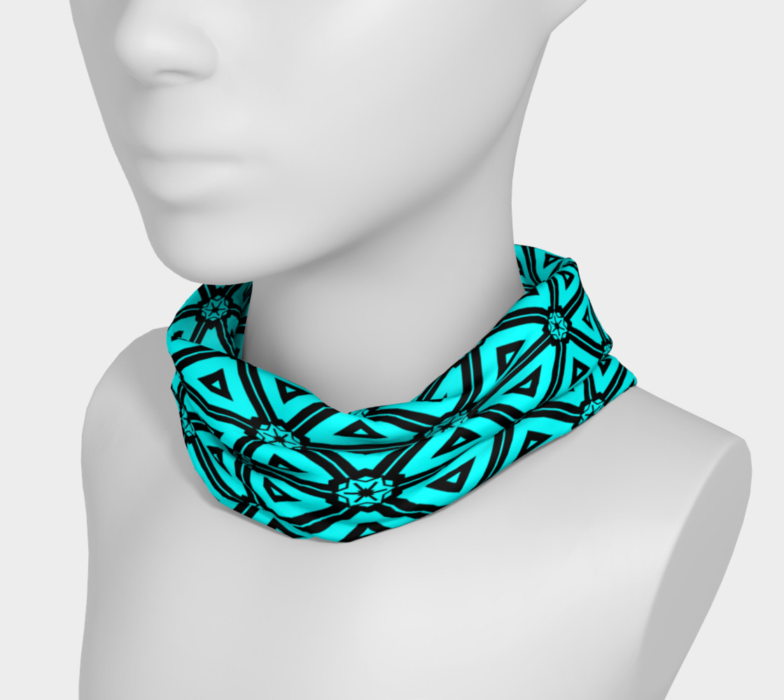 turquoise headband preview #3