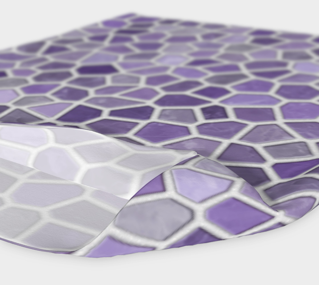 Lavender Faux Mosaic preview #4