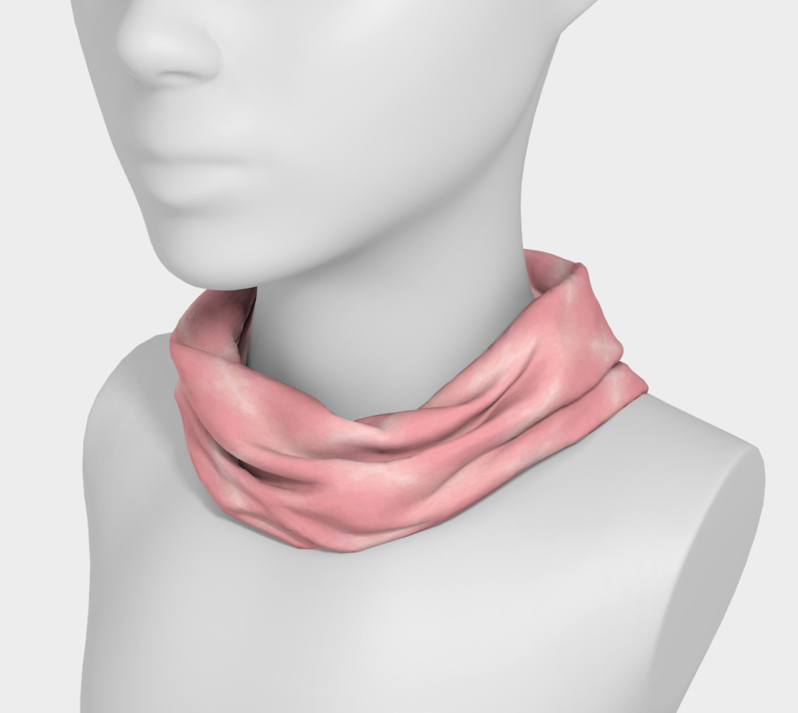 Pink Cross Headband thumbnail #4