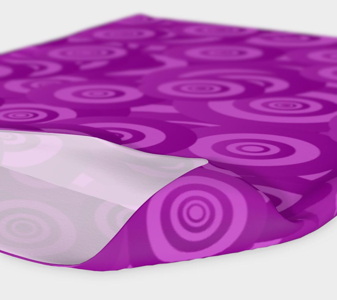 Purple Swirl Headband preview #4