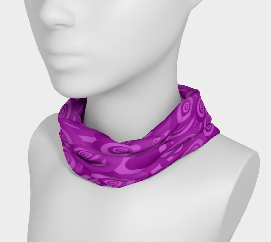Purple Swirl Headband preview #3