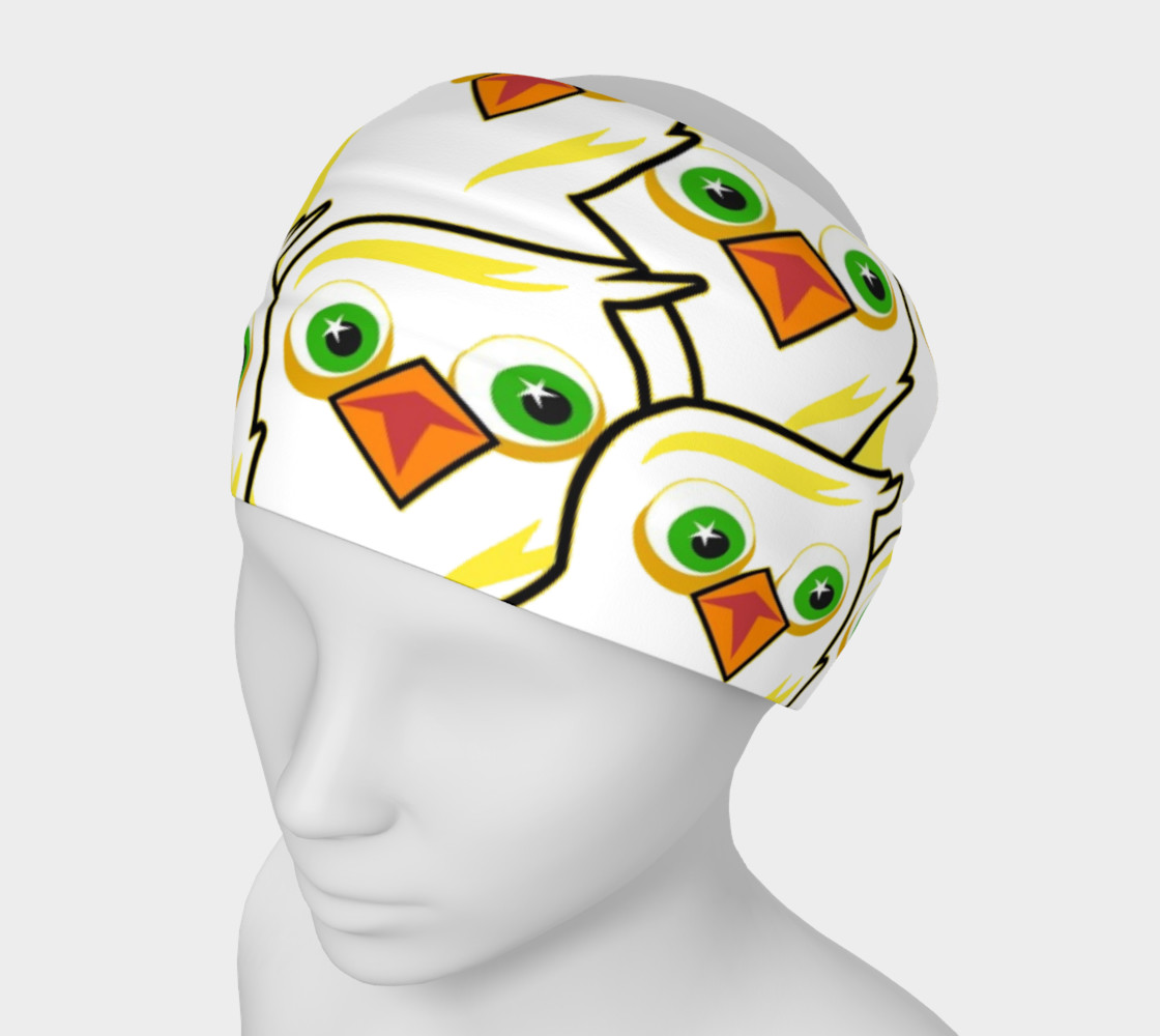 Twisted Chickens Color Me Headband preview #1