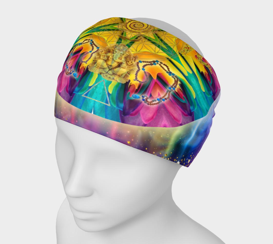 Harmonics Of Your Soul Headband 2 preview #1