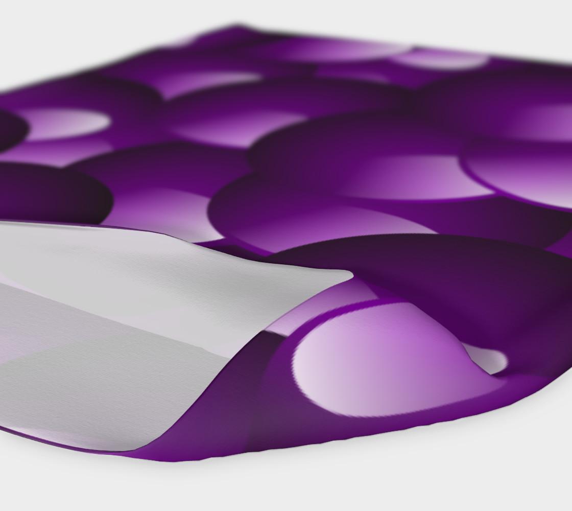 Purple Bubble Headband preview #4